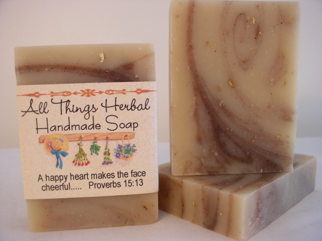 All Things Herbal Limited - Handcrafted Natural Soap