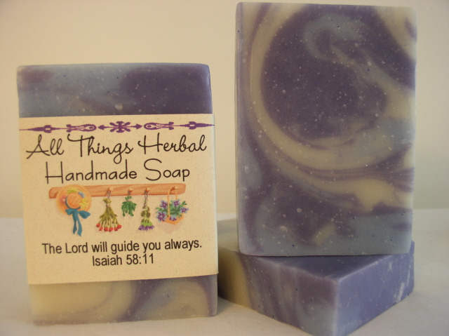 All Things Herbal Limited - Handcrafted Natural Soap - Inspirational