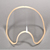 3M Ultimate FX Full Facepiece Replacement Lens