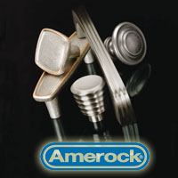 Amerock® Casual Cabinet Knobs, Pulls & Backplates
