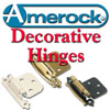 Cabinet Hinges, Amerock Decorative