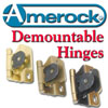 Cabinet Hinges, Amerock Demountable