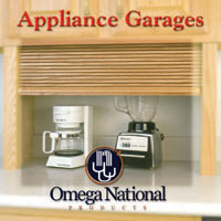 Kitchen Appliance Garage