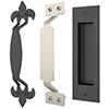 US Futaba Barn Door Handles