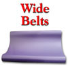 3M Belts, Wide Sanding