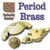 Belwith Cabinet Knobs, Pulls & Handles Period Brass