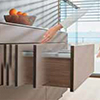 Blum® MOVENTO Premium Undermount Drawer Slides