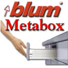 Blum® Metabox Drawer Slides