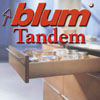 Blum® Tandem Undermount Drawer Slides
