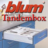 Blum® Tandembox Drawer Slides
