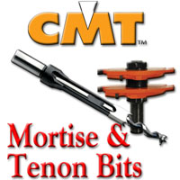 Mortise and Tenon Bits