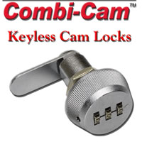 FJM Security Products Keyless Cam Locks
