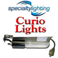 Specialty Lighting, Curio Lights