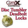 CompX Disc Tumbler Deadbolt Locks