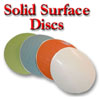 3M Sanding Discs, Solid Surface