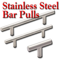 Stainless Steel Bar Pulls