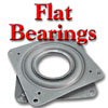 Flat Lazy Susan Bearings