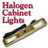Halogen Cabinet Lights
