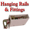 Hanging Rails and Fittings