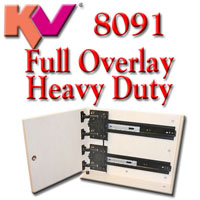 KV8091 Full Overlay Heavy Duty
