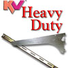 Brackets & Standards, KV Heavy Duty Stainless Steel