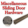 Miscellaneous Door Hardware
