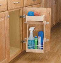 Rev-A-Shelf Door Mount Organizers