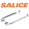 Salice Futura Undermount Drawer Slides