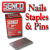 Nails, Staples and Pins