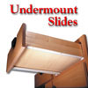 Drawer Slides, Undermount