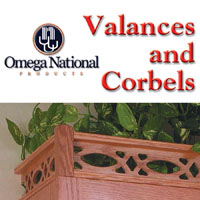 Valance and Corbels English Country Collection