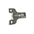 Hettich Oblong hole adjustable Face Frame Mounting Plate