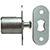 Disc Tumbler Sliding Door Plunger Lock