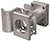 "Olympus 7/8"" Cylinder Through Bolt Plates & Finger Pull"