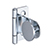 Sugatsune Inset Glass Door Hinge GH-34-0CR