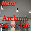Arclamp Swivel Lite