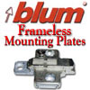 Mounting Plates, Frameless