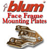 Mounting Plates, Face Frame