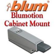 Blumotion Cabinet Mount