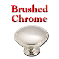 Brushed Chrome