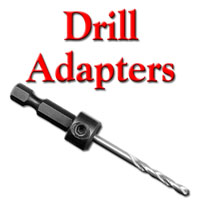 Drill Adapters