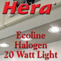 Ecoline Halogen 20 Watt Light