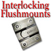 Interlocking Flushmounts