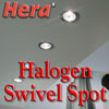Halogen Swivel Spot