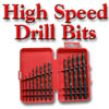 High Speed Drill Bits