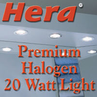 Premium Halogen 20 Watt Light