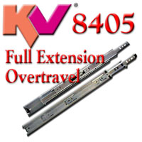 KV 8405 Full Extension Overtravel
