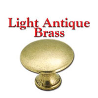 Light Antique Brass