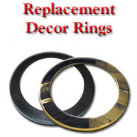 Replacement Decor Rings