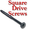 Screws, Deep Thread, Square